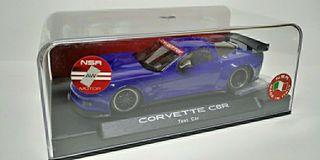 Corvette azul NSR nuevo