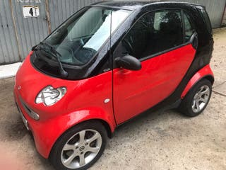 smart for two 2006