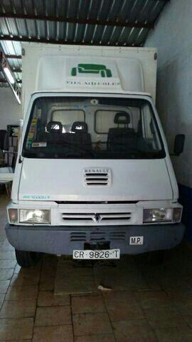 camion b120 o se cambia por furgoneta fiat escudo