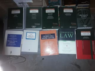 libros derecho