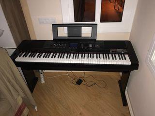 Piano profesional yamaha GANGA