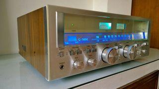 Sansui G-5000 Amplificador Receiver Vintage