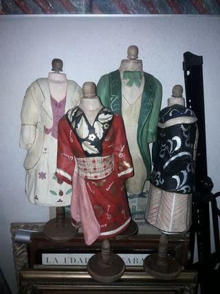 figuras chinas antiguas