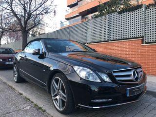 Mercedes-Benz Clase E Cabrio 220 cdi automático