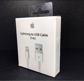 Cable cargador iphone NUEVO!!! Envío gratis