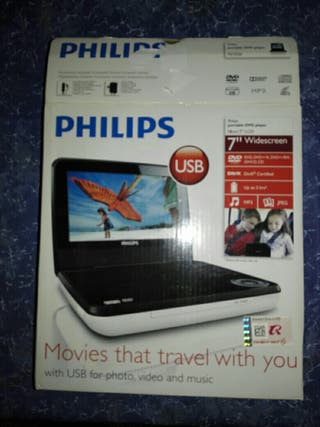 DVD PORTATIL PHILIPS