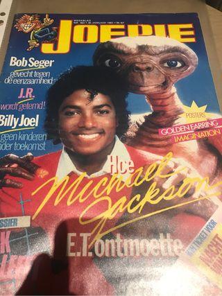 Michael Jackson E.T.