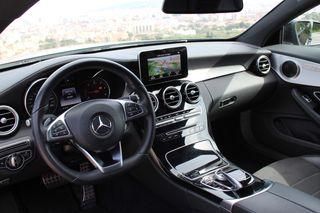 Mercedes-Benz Clase C 220d coupé 2p S/S 9G-T AMG