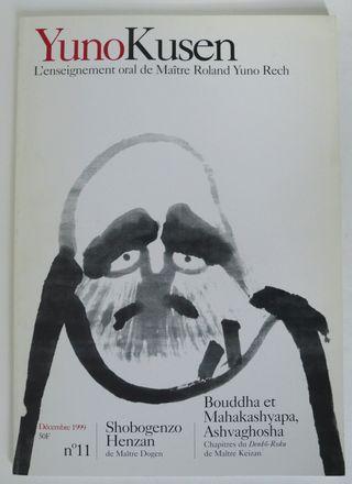 Yuno Kusen N°11 - Enseignement Oral Roland Rech