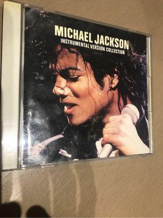 Michael Jackson CD instrumenta