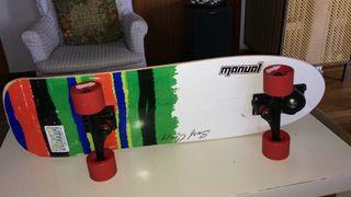 Skateboard Manual