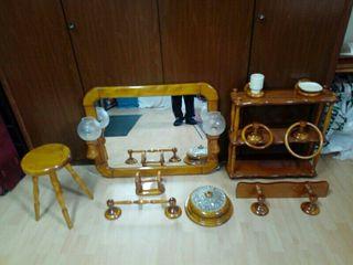 accesorios y piezas de baño