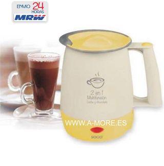 Calentador de Leche y Chocolate Sogo SS-5775 - 1 L
