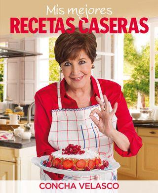 LIBRO DE RECETAS DE CONCHA VELASCO