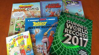 Lote libros y comic