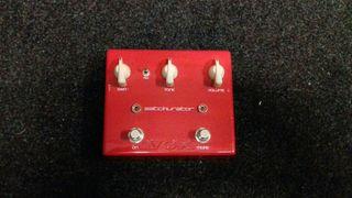 pedal vox satchutator