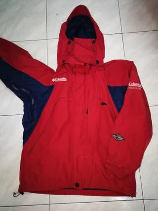 chaqueta Columbia Gore Tex