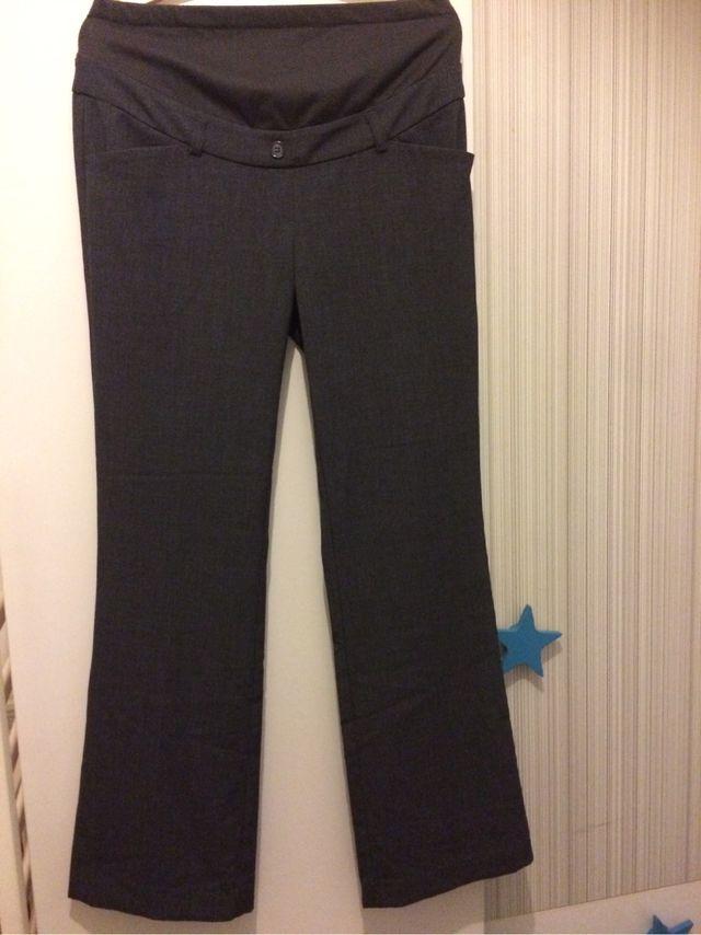 Boutique en ligne 012fd c9636 Pantalon de vestir embarazada de segunda mano por 5 € en ...
