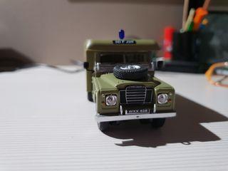 Land Rover Serie III escala 1:43