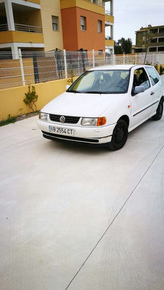 Volkswagen polo año 97