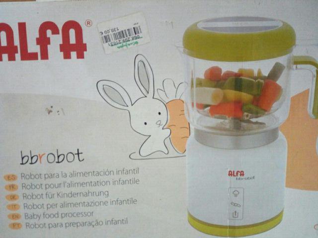 Robot de cocina - alimentación infantil