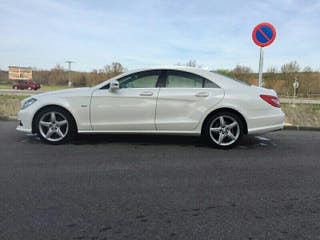 Mercedes-benz Clase CLS 350 AMG diesel nacional