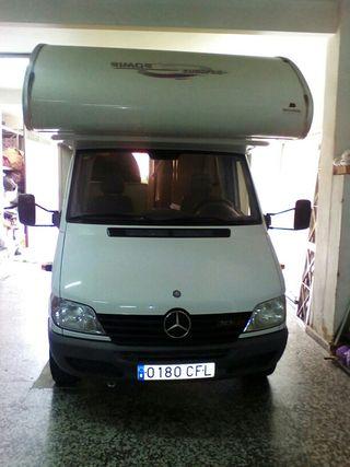 autocaravana Mercedes