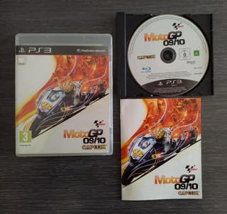 Vendo Moto GP 09/10 para PlayStation 3 PS3
