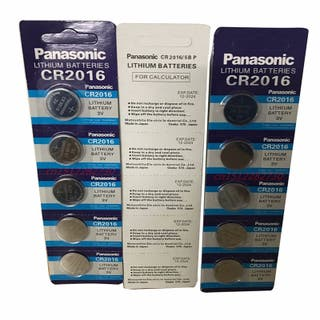 Panasonic 3V CR2016 2016 3V Lithium Battery Pilas