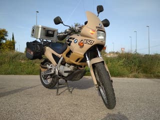 Vendo BMW F650 GS