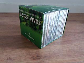 Colección de DVDs SERES VIVOS
