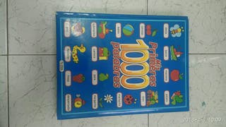 Libro Mis primeras 1000 palabras
