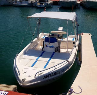 Barco Voraz 450
