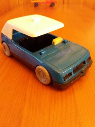 coche playmobyl