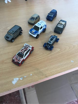 Lote coches 1/64
