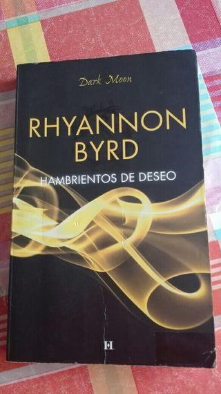 """novela """"Hambrientos de deseo"""""""