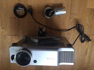Proyector Panasonic PTAE900 HD