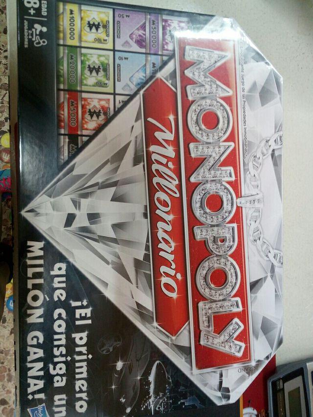 Juego De Mesa Monopoly Millonario De Segunda Mano Por 15 En Ferrol