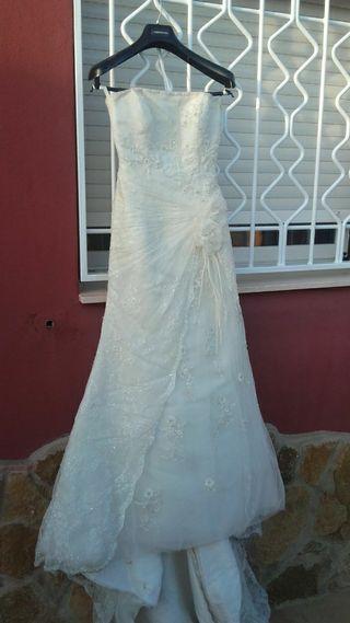 vestido de novia precioso