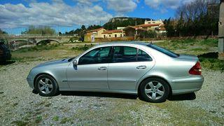 Mercedes-Benz Clase E Avantgarde2004