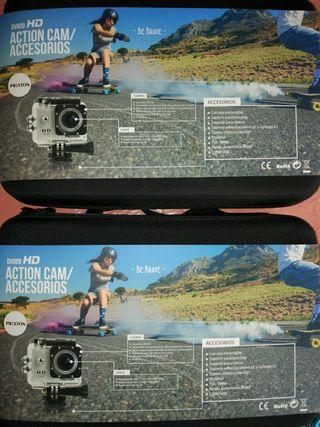 Go Pro Prixton DV609HD nuevas