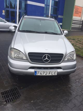 Mercedes ML 430 W163 4x4 Auto 272Cv Gasolina