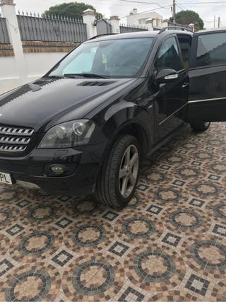 Mercedes ml 320 2010 impecable!!!!