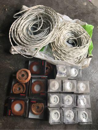 Mecanismos y cable