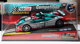 LMC Scalextric Competition Club Scalextric 2003