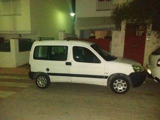 Peugeot parnert