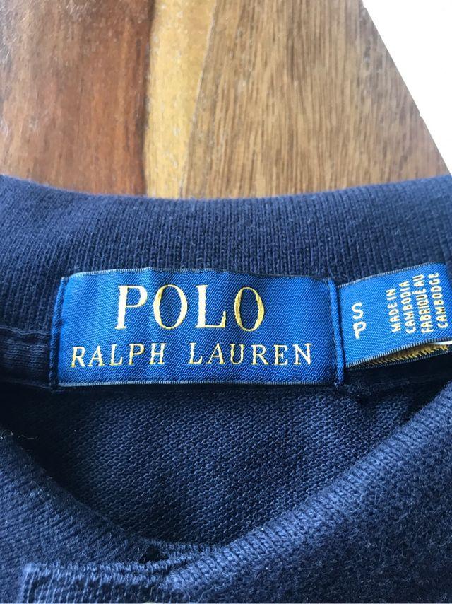 Polo Azul - Polo Ralph Lauren