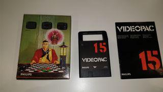 Vendo o cambio juego philips videopac