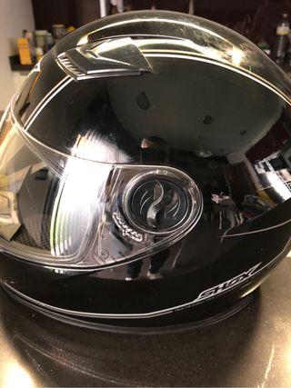 Casco Moto Integral Usado