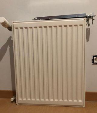 Radiador calefacción los 2x40 euros